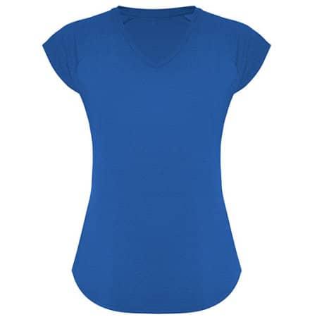 Avus T-Shirt in Royal Blue von Roly (Artnum: RY6658