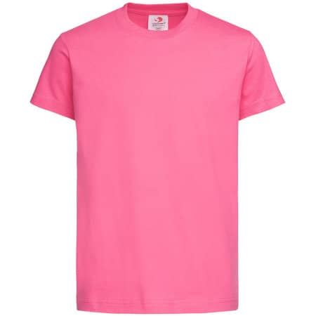 Classic-T for children in Sweet Pink von Stedman® (Artnum: S140K