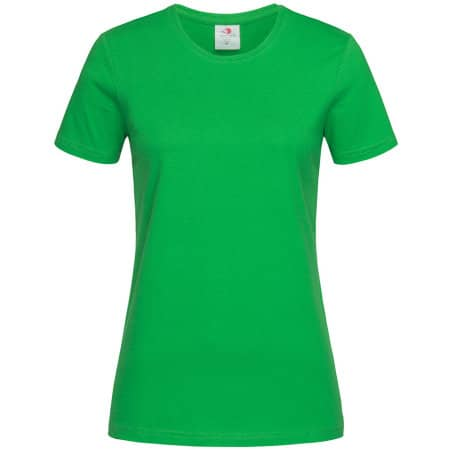 Classic-T for women in Kelly Green von Stedman® (Artnum: S141