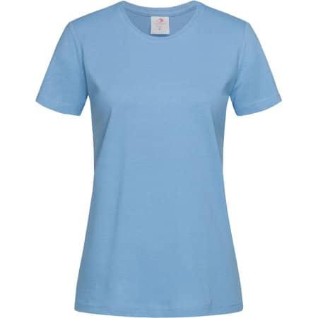 Classic-T for women in Light Blue von Stedman® (Artnum: S141