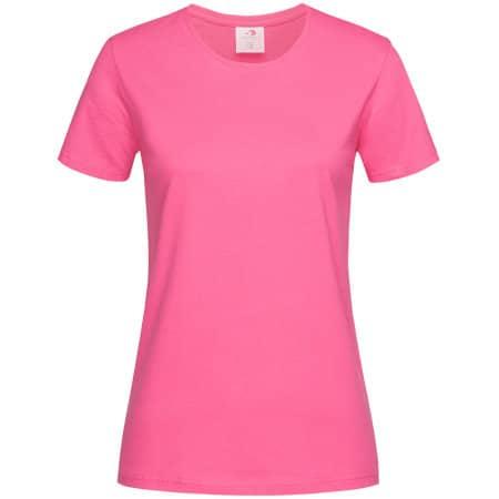 Classic-T for women in Sweet Pink von Stedman® (Artnum: S141