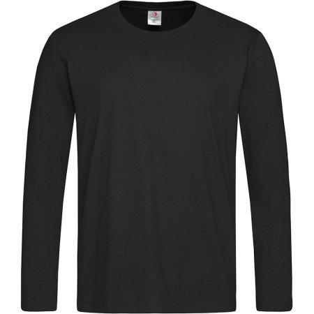 Classic-T Long Sleeve in Black Opal von Stedman® (Artnum: S240