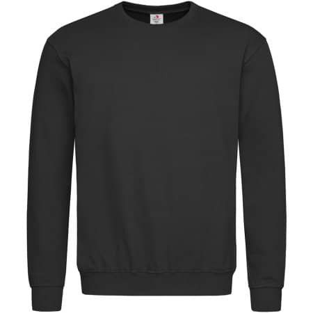Sweatshirt in Black Opal von Stedman® (Artnum: S320