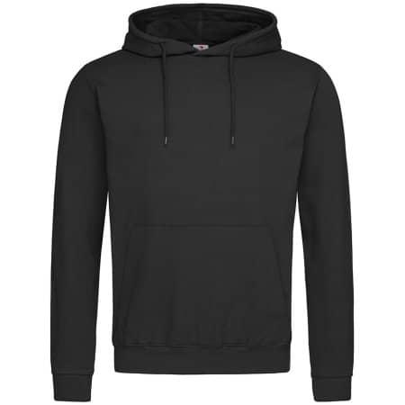 Hooded Sweatshirt 420 in Black Opal von Stedman® (Artnum: S420