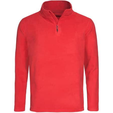 Active Fleece Half Zip von Stedman® (Artnum: S5020