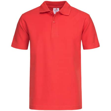 Short Sleeve Polo for children von Stedman® (Artnum: S510K