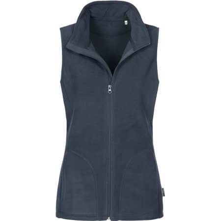 Active Fleece Vest for women von Stedman® (Artnum: S5110