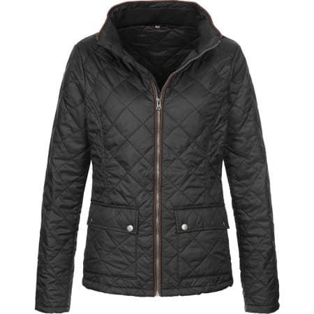 Active Quilted Jacket for women von Stedman® (Artnum: S5360
