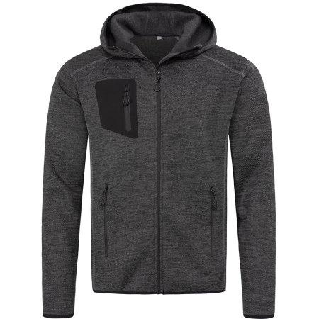 Recycled Fleece Jacket Hero von Stedman® (Artnum: S5860