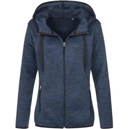 Active Knit Fleece Jacket for women von Stedman® (Artnum: S5950