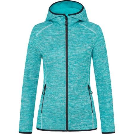Recycled Fleece Jacket Hero Women von Stedman® (Artnum: S5960