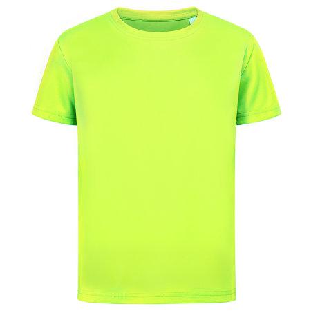 Sports-T Kids in Cyber Yellow von Stedman® (Artnum: S8170