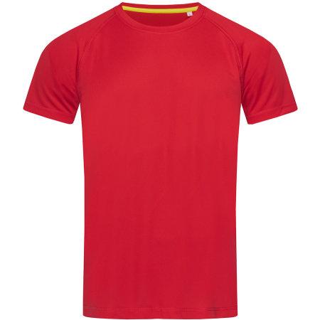 Active 140 Raglan in Crimson Red von Stedman® (Artnum: S8410