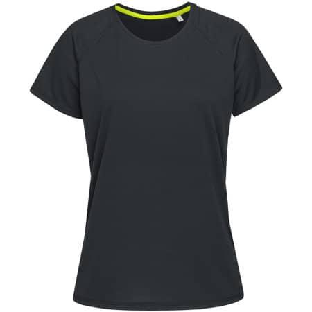 Active 140 Raglan for women in Black Opal von Stedman® (Artnum: S8500