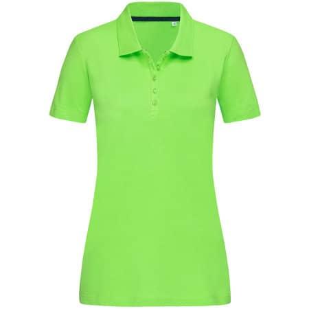 Hanna Polo for women in Green Flash von Stedman® (Artnum: S9150