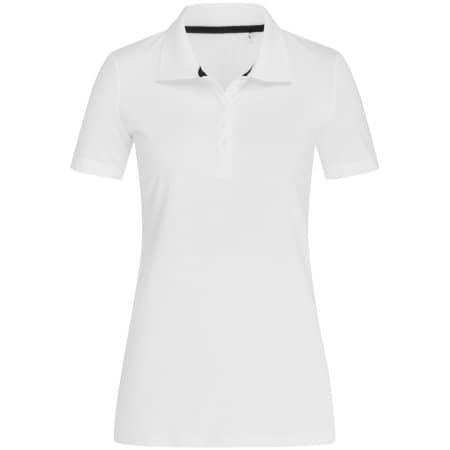 Hanna Polo for women in White von Stedman® (Artnum: S9150