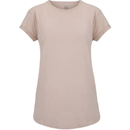 Salvage Womens Rolled Sleeve von Continental Clothing (Artnum: SA16