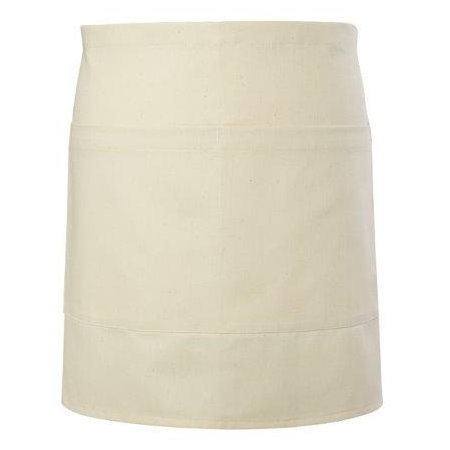 Recycled - Apron - Short von Continental Clothing (Artnum: SA78