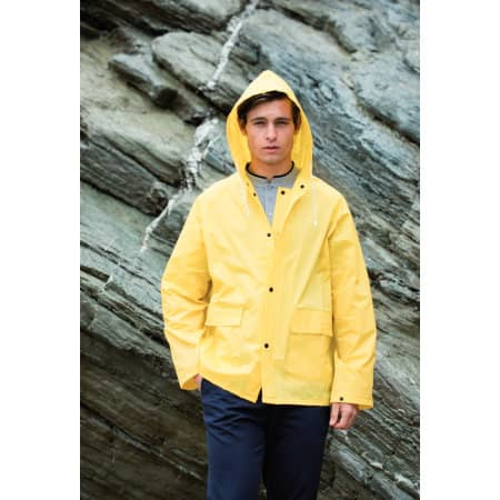 Adults Unisex Rain Jacket von Splashmacs (Artnum: SC020