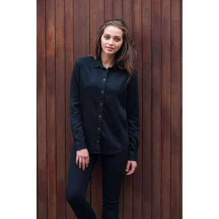 Lucy Denim Shirt von So Denim (Artnum: SD045