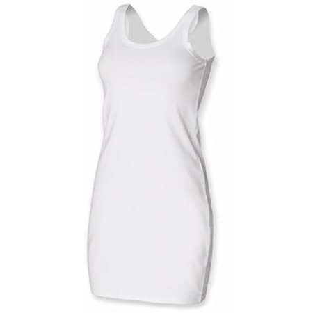 Women`s Stretch Vest Dress von SF Women (Artnum: SF104