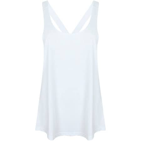 Women`s Fashion Workout Vest von SF Women (Artnum: SF241