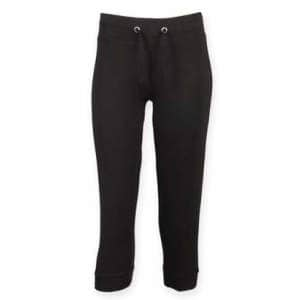 Ladies` 3/4 Length Work Out Pant