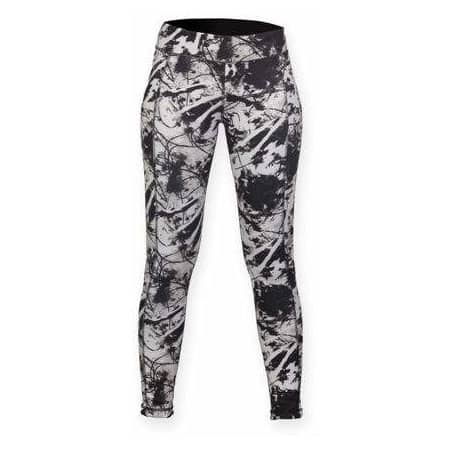 Ladies` Reversible Work-Out Leggings von SF Women (Artnum: SF424