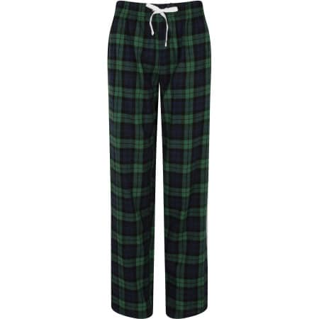 Women`s Tartan Lounge Pants von SF Women (Artnum: SF83
