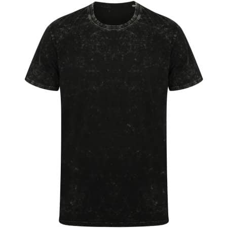 Unisex Washed Band T von SF Men (Artnum: SFM203