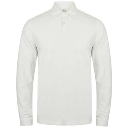 Men`s Long Sleeved Stretch Polo von SF Men (Artnum: SFM44