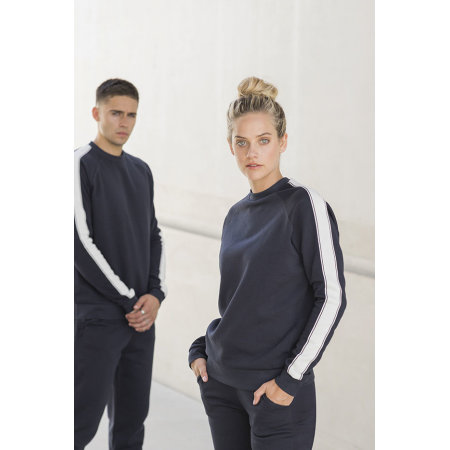 Unisex Contrast Sweat von SF Men (Artnum: SFM523