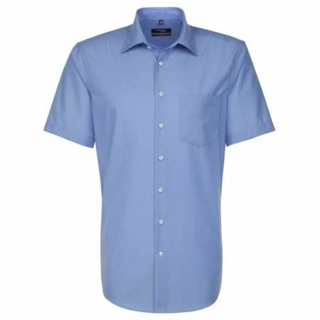 Men`s Shirt Modern Fit Shortsleeve von Seidensticker (Artnum: SN003001
