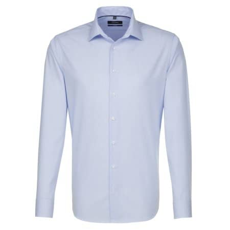 Men`s Shirt Tailored Fit Check/Stripes Longsleeve von Seidensticker (Artnum: SN246670