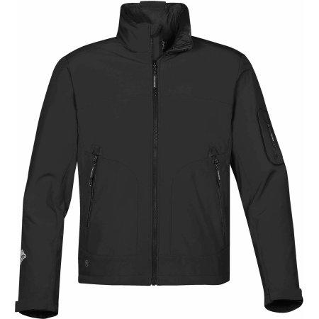 Cruise Softshell Jacket in Black Black von Stormtech (Artnum: ST105