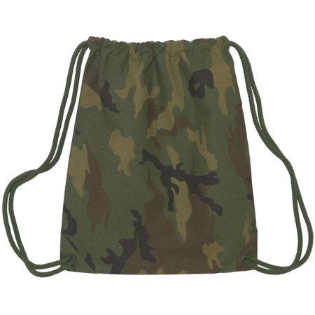Gym Bag AOP von Stanley/Stella (Artnum: STAU769