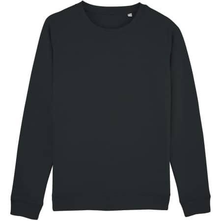 Stella Trips Sweatshirt in Black von Stanley/Stella (Artnum: STSW049