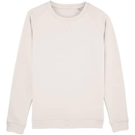Stella Trips Sweatshirt in Vintage White von Stanley/Stella (Artnum: STSW049