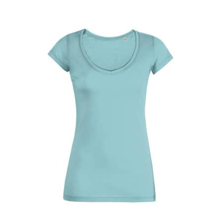 Stella Smiles leichtes T-Shirt von Stanley/Stella (Artnum: STTW008S