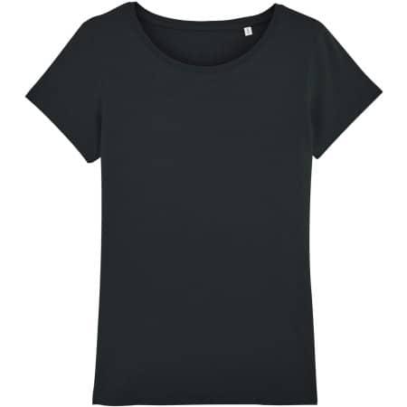Stella Wants Damen T-Shirt in Black von Stanley/Stella (Artnum: STTW028