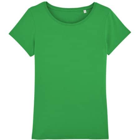 Stella Wants Damen T-Shirt in Fresh Green von Stanley/Stella (Artnum: STTW028