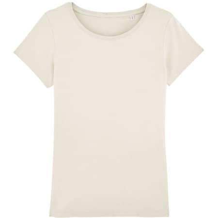 Stella Wants Damen T-Shirt in Natural von Stanley/Stella (Artnum: STTW028