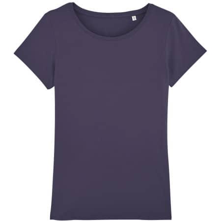 Stella Wants Damen T-Shirt in Plum von Stanley/Stella (Artnum: STTW028
