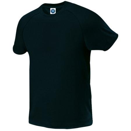 Sport T-Shirt in Black von Starworld (Artnum: SW300
