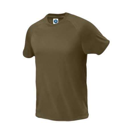 Sport T-Shirt in Khaki von Starworld (Artnum: SW300