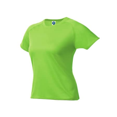 Ladies` Sport T-Shirt von Starworld (Artnum: SW403