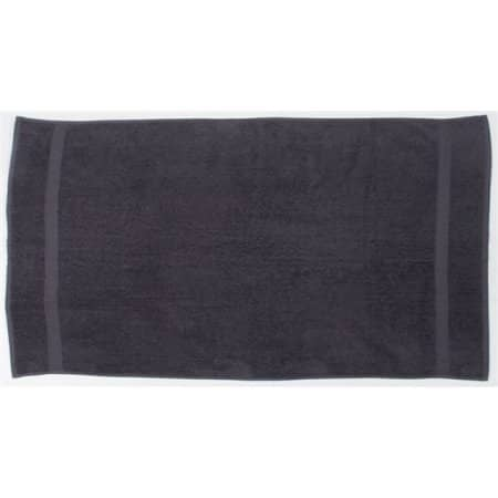 Luxury Bath Towel in Steel Grey (Solid) von Towel City (Artnum: TC04