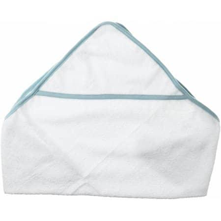 Babies Hooded Towel von Towel City (Artnum: TC36