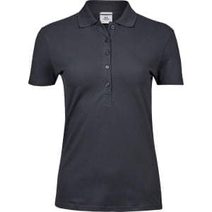 Ladies` Luxury Stretch Polo