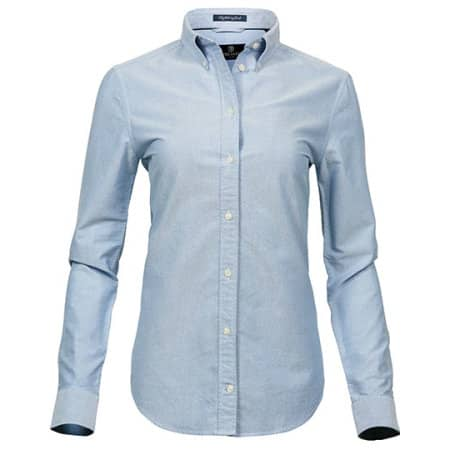 Ladies Perfect Oxford Shirt von Tee Jays (Artnum: TJ4001